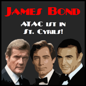 Episode 28 James Bond Young In The 80s